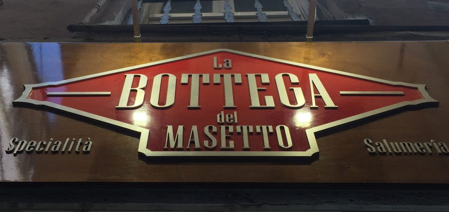 New opening: La Bottega del Masetto!