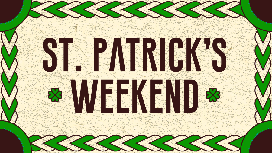 Il Masetto al St. Patrick Weekend