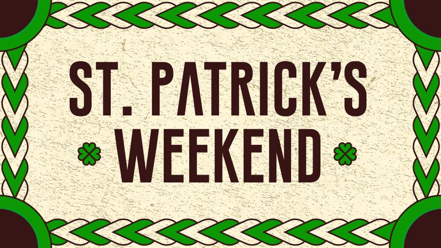 Il Masetto al St. Patrick Weekend